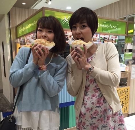 話題のスイーツ、もう食べました?連休は横浜ポルタに行ってみよう!!