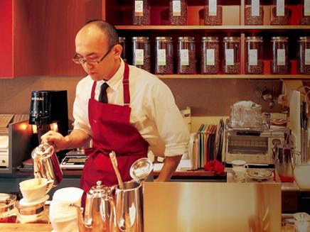 その奥深さにハマる 専門店のコーヒー