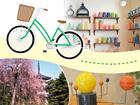 春のおさんぽは自転車で!