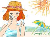 夏本番! 暑さで生じる女の敵は、こうして防ぐ(メーク&健康)
