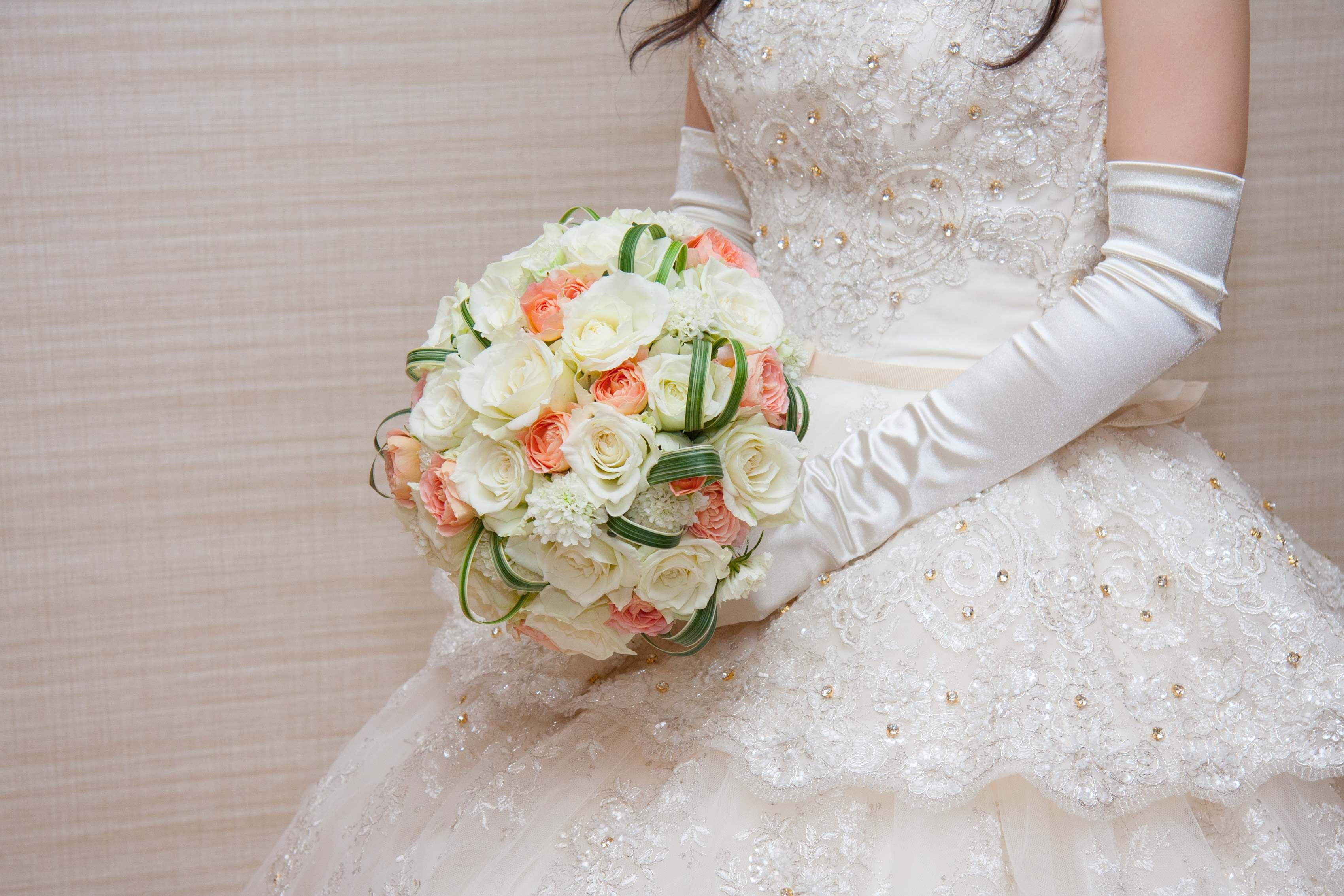 一目惚れ♡のドレスたち♪wedding report9