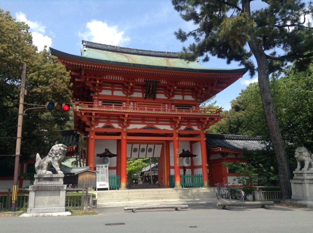 丸ごとまりんぼ☆うわさの京都・今宮神社のあぶり餅に舌鼓の巻