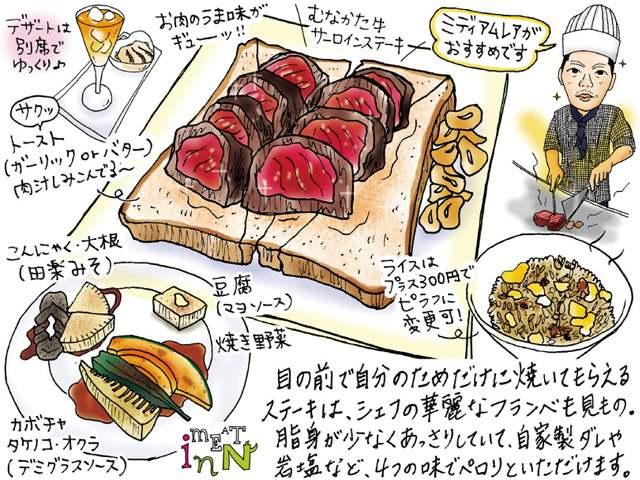 【vol.2】心斎橋・MeatINN(ミートイン)