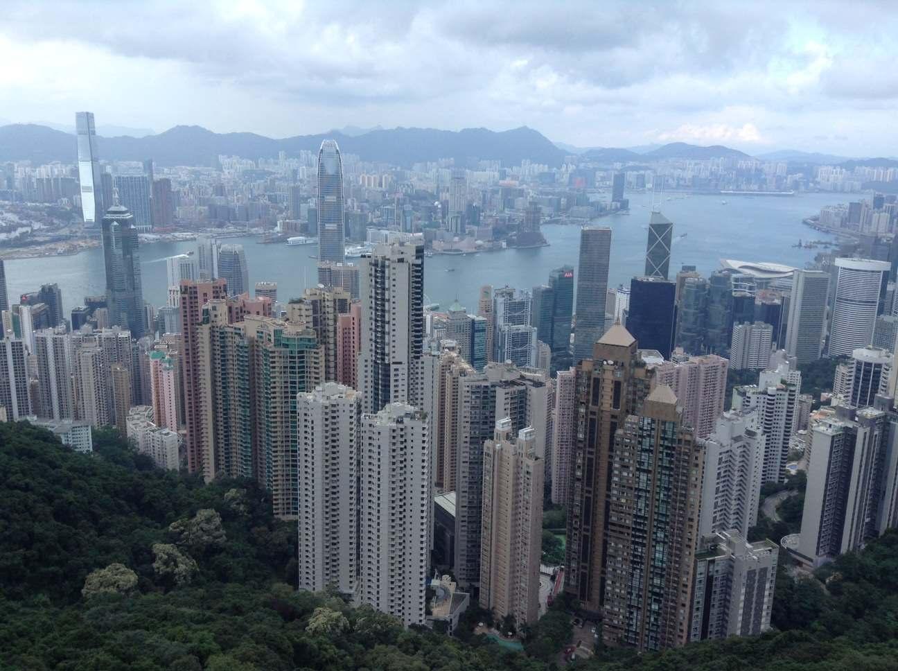 丸ごとまりんぼ☆ふらり香港に一人旅★その1★