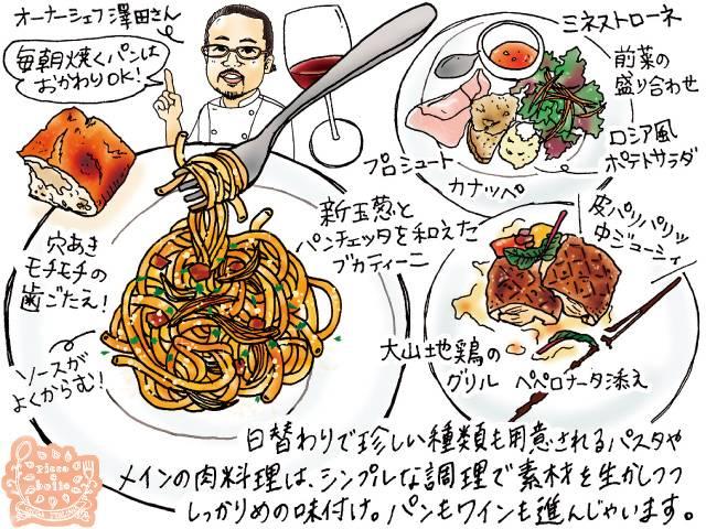 【vol.3】梅田・ricco e bello(リコエベロ)