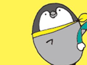 EPISODE14 子どもペンギンが動物トリビアで働く女子を全力で肯定!