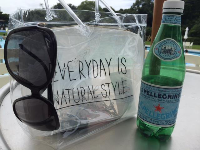 100均が凄すぎる!今年の夏の海andプール用バッグはこれで決まり♥