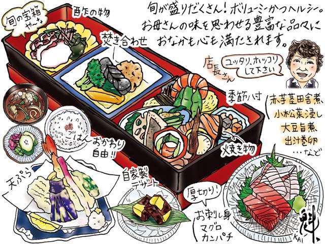 【vol.4】天王寺・旬菜工房 魁(かい)