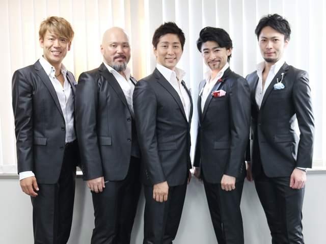 オペラユニット「レジェンド」、9月25日にコンサートを開催!