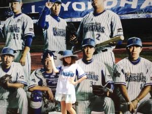 【熱闘女子園】今、野球が熱い!!野球女子増加中~♪
