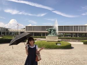 【夏休み愛色日記 6】広島旅行1 ~広島名物食べ歩き~