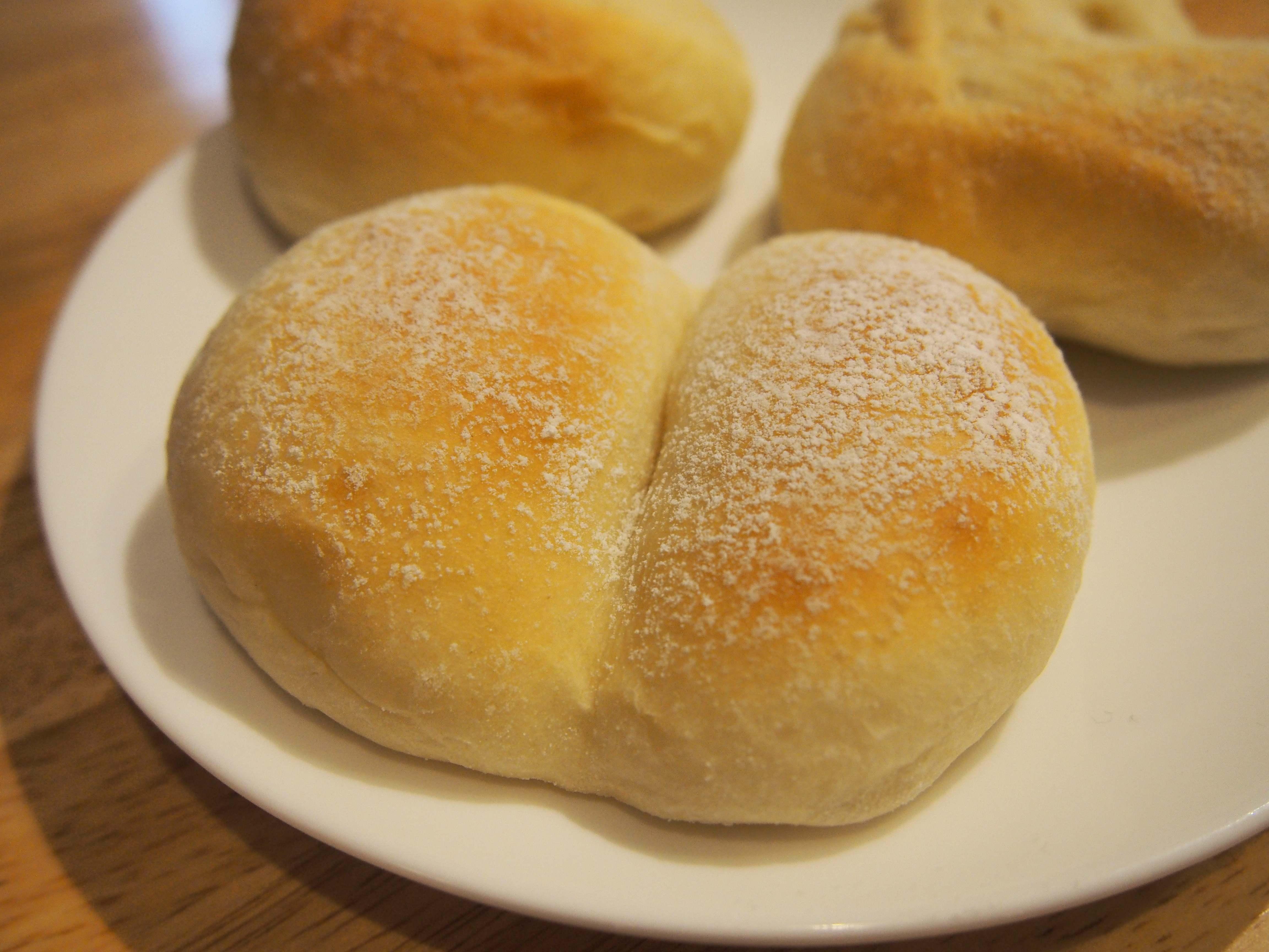 【パン作り①】 いろいろアレンジ「白パン」