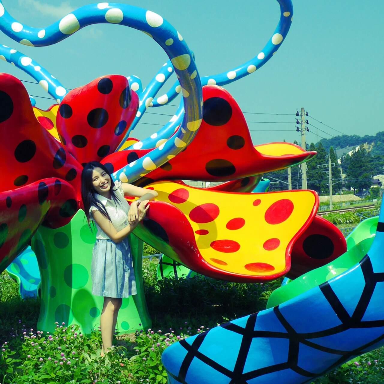 3年に一度の【大地の芸術祭】に行ってきました