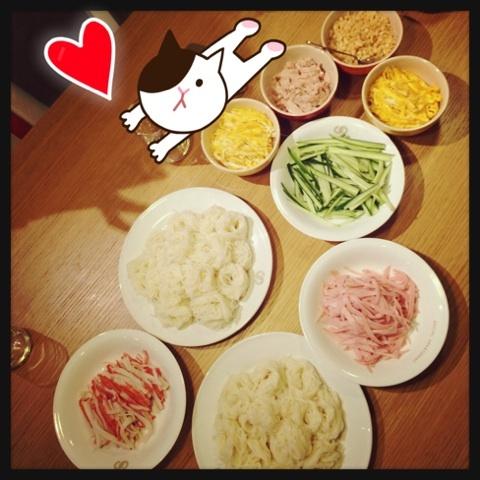 【夏にぴったり】簡単レシピ!沖縄名物 冷やぞーめん