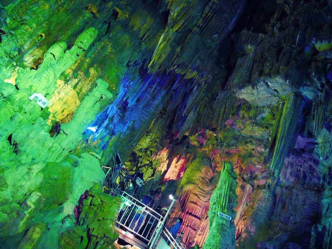 【福島】幻想的な地底探検に出かけよう!