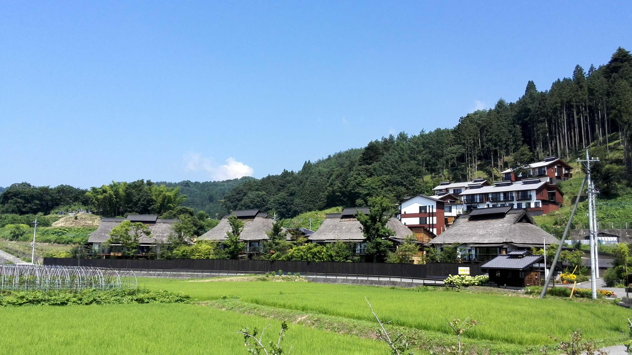 【夏休みにおすすめ 群馬旅】 源泉湯宿 悠湯里庵に宿泊!