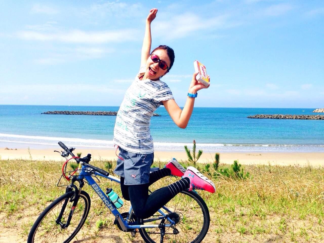 【スポーツ】②今話題の糸島!食べサイクリングでプラマイゼロ★芥屋編
