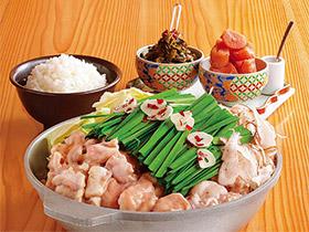博多の味をそのままに 新横浜で味わう もつ鍋&辛子明太子!