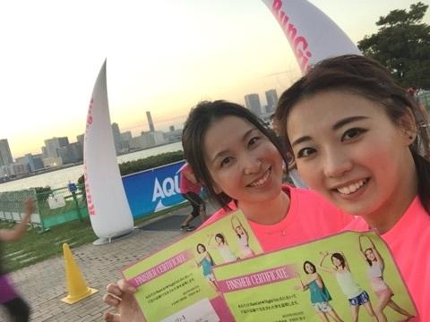 年に一度の女性ランナーのお祭り【RunGirl★Night】レポート