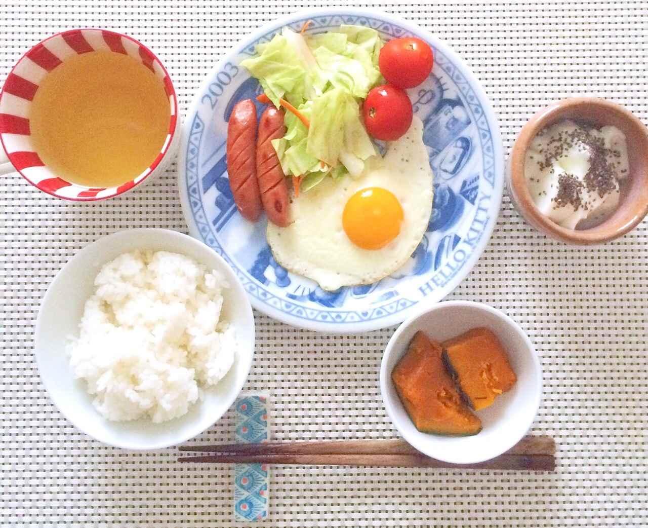 朝ごはんが楽しくなってきた【#ふみ飯】真似っこ料理で美モーニング