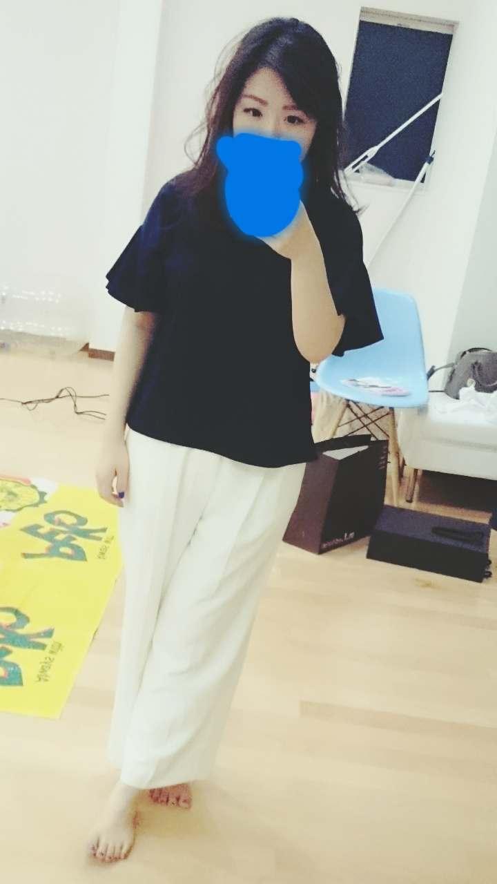 【女子会】④コーデとかき上げヘア・メイク