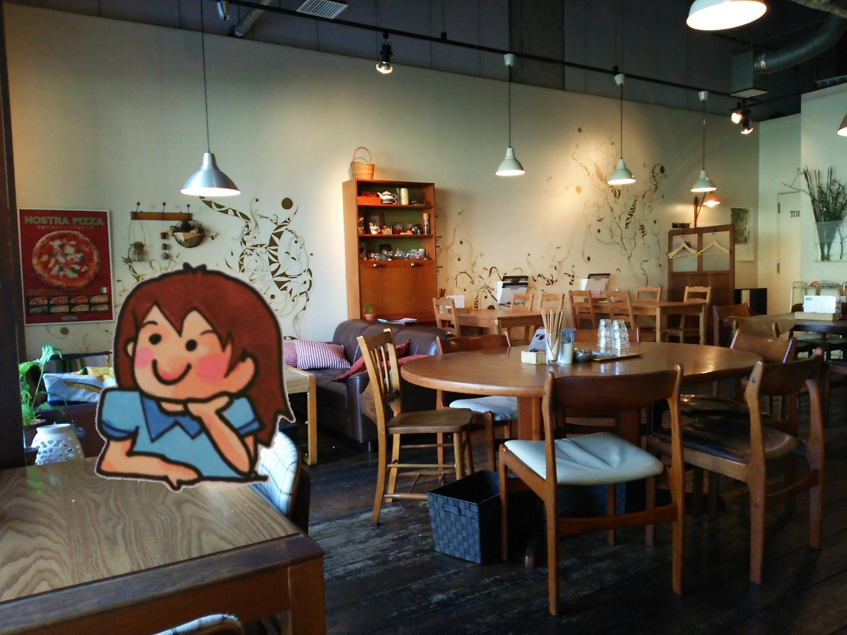 大阪でカフェめぐり♪ in 南森町