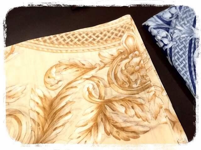 そごう横浜3:ワンピにも合うスカーフ!デザイナー登場!?のコート企画