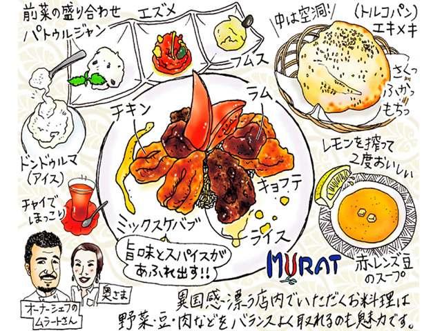 【vol.5】三宮・MURAT(ムラート)