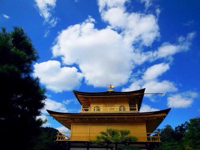 関西旅行➃京都★うっとり金閣寺&嵐山の穴場スポットまで♥