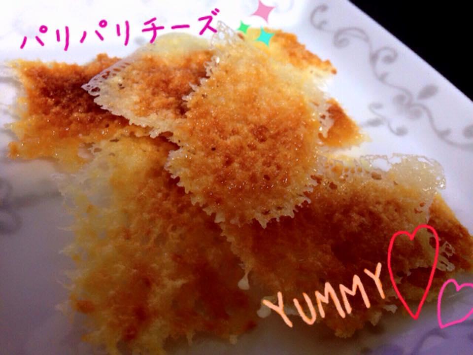 【チーズ】マツコが絶賛!レンジで超簡単パリパリチーズ♥