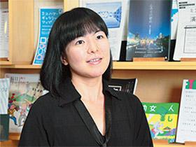 急な坂スタジオ ディレクター 加藤弓奈さん(35歳)