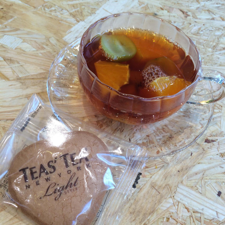 TEAS' TEA フルーツ【ハロウィン】♡