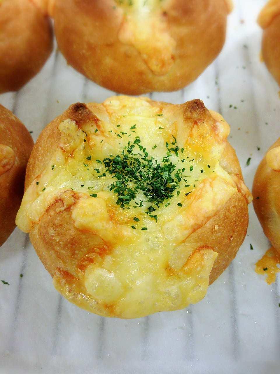 食欲の秋 Ⅱ(手作りパン)