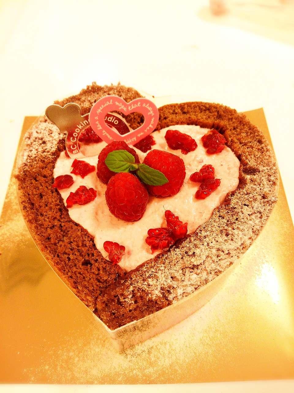 恋するケーキ作り!