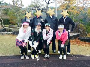 人生初のビデオブログ!笑♥すごく楽しかったゴルフコンペ♥