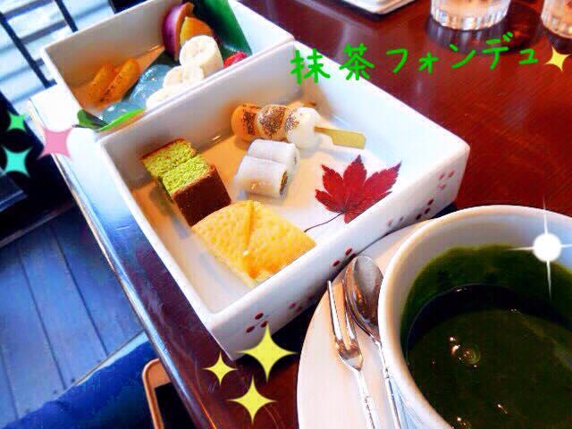 京都で行列の抹茶フォンデュ♥狙い目時間を要チェック!
