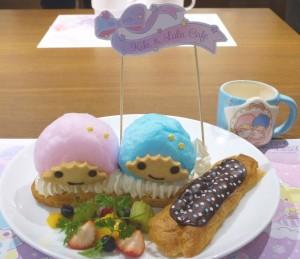 話題のキキララカフェが福岡にオープン☆彡