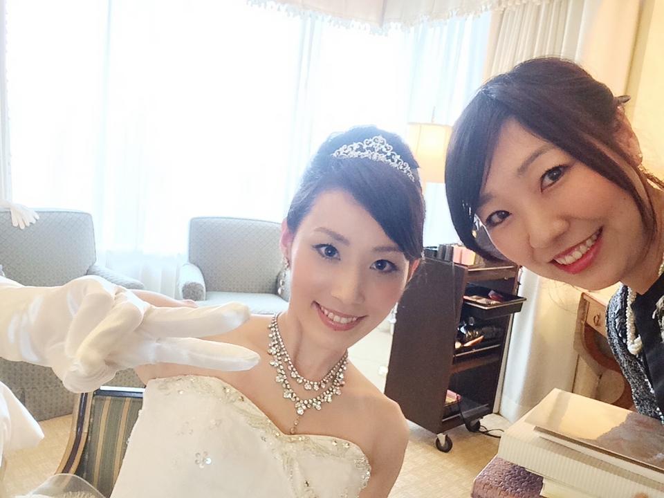 【椿山荘WEDDING】ブログのご縁❤司会はシティメイトのりかちゃん!