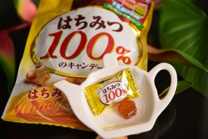 決定☆即効性No.1のど飴『はちみつ100%キャンディー』