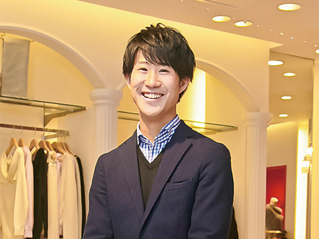 【vol.38】MISCH MASCH なんばCITY店 助田敏喜さん
