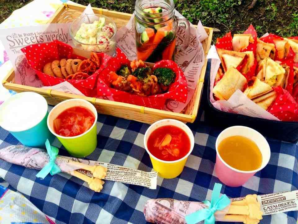 【100均】冬でも楽しめるオシャレなピクニック♥