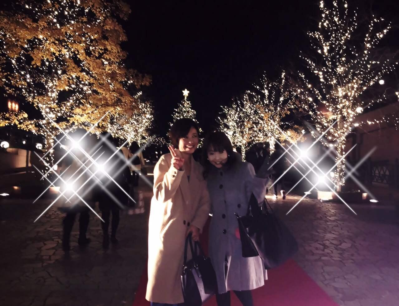 【イルミネーション】恵比寿ガーデンプレイス☆バカラのシャンデリアの輝き