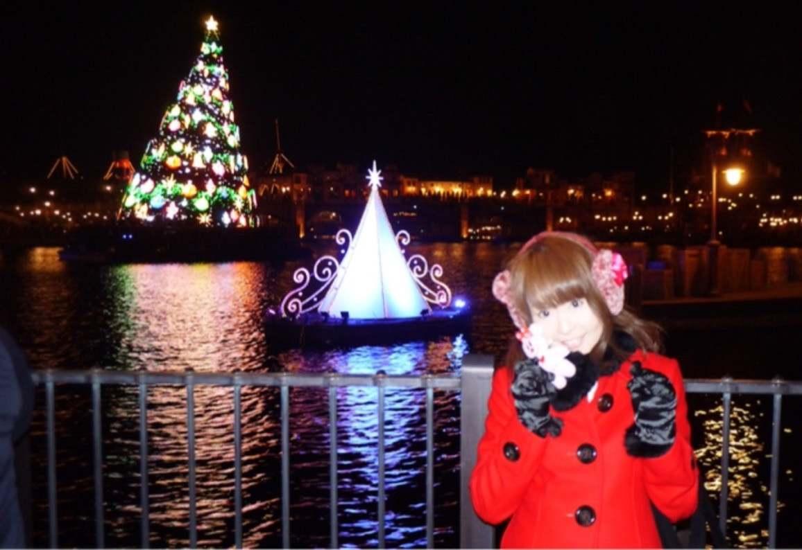 【イルミネーション】DisneySeaクリスマス・ウィッシュ レポ!