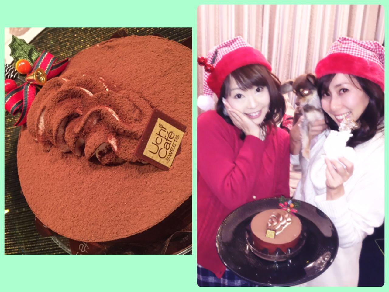 絶品!コンビニクリスマスケーキ♪TVでもお馴染みの番組で紹介!