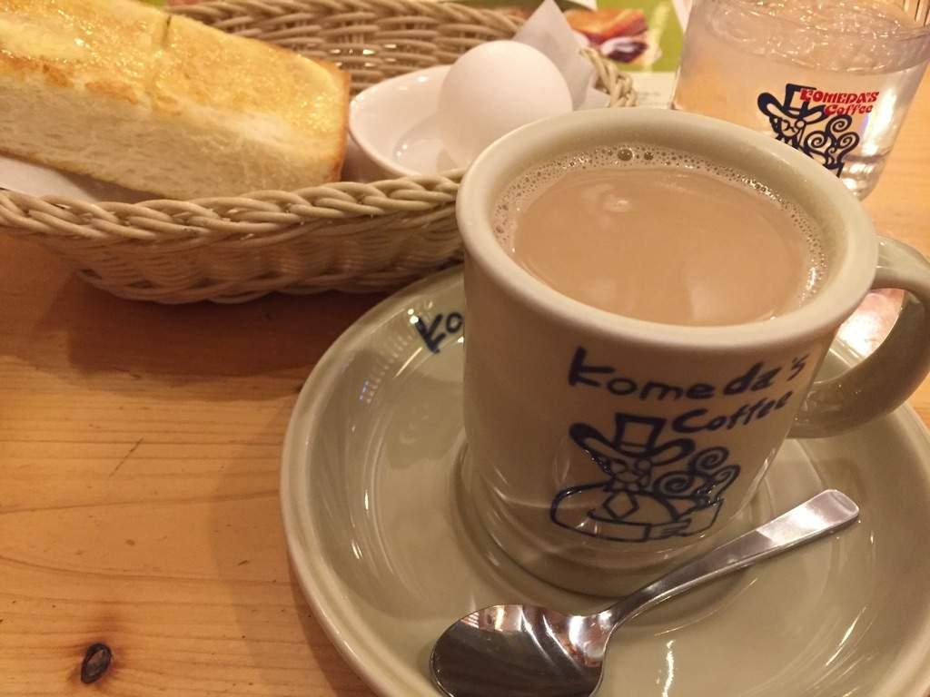 【カフェ】外食チェーンのモーニングがおいしすぎる♪①