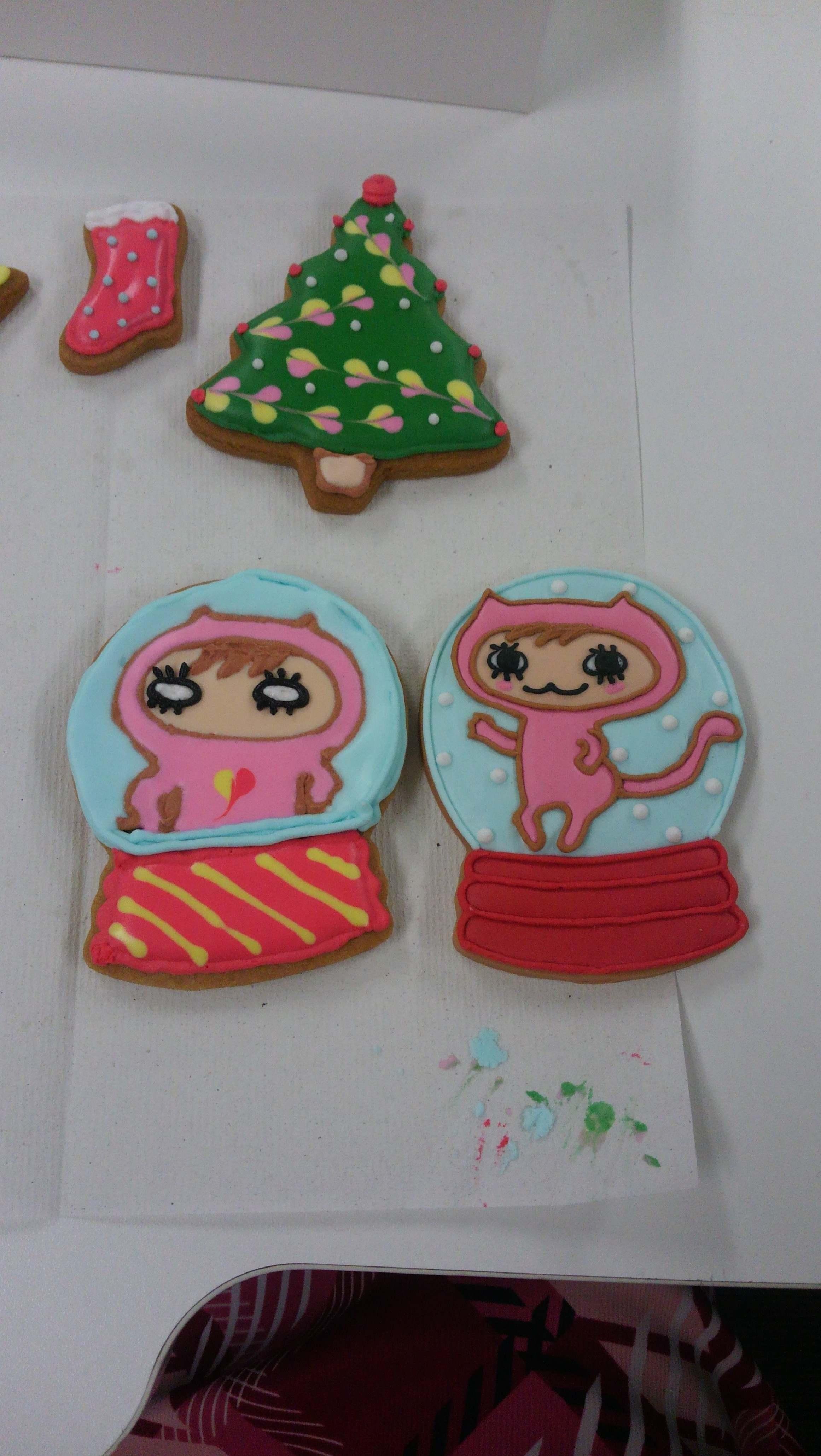 アイシングクッキー体験!