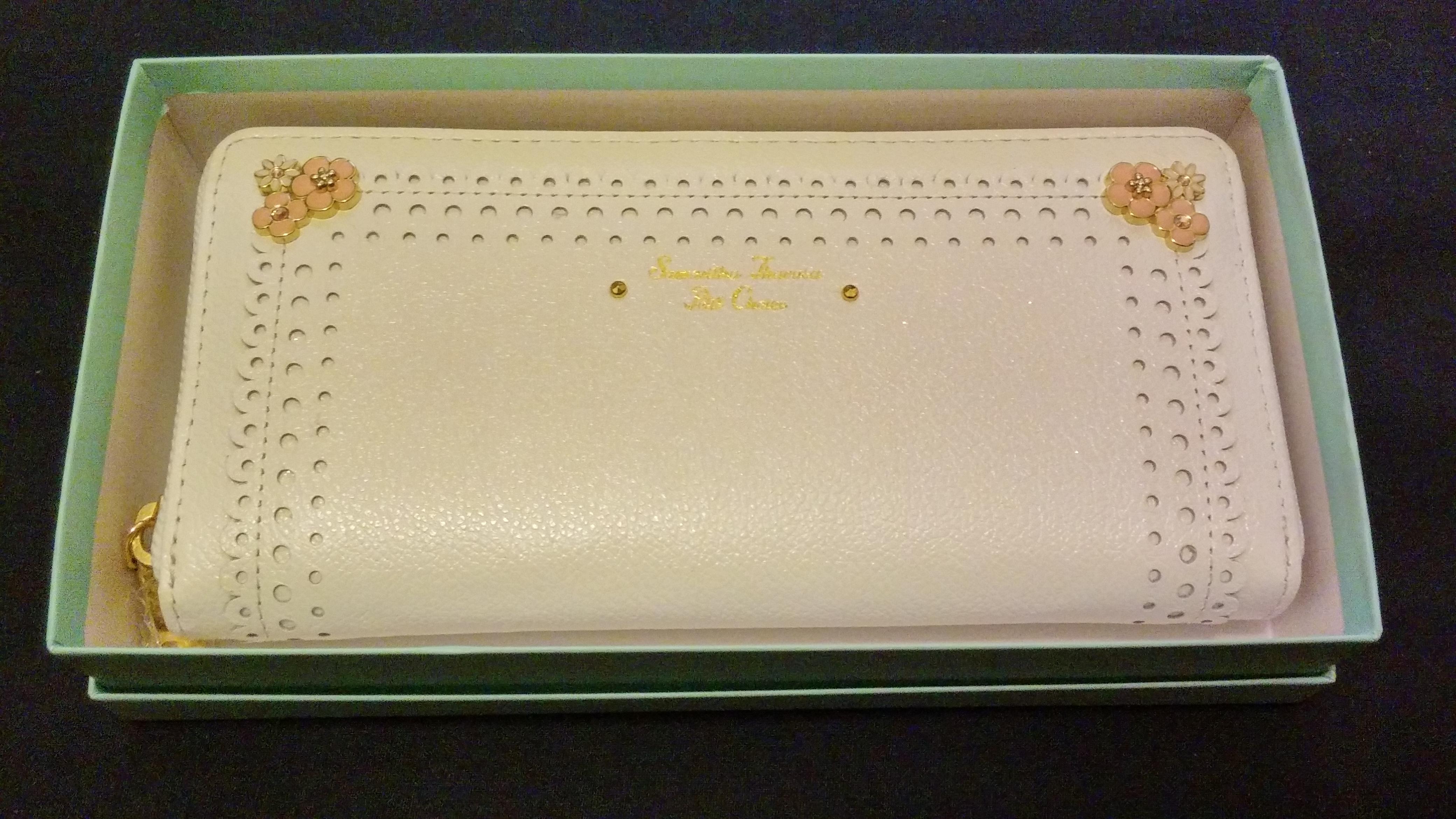 使いやすさを実感☆【福袋】でゲットしたサマンサタバサプチチョイスの財布