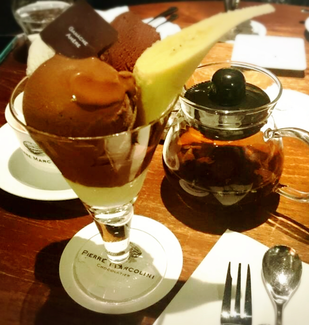 【カフェ】食べられるのは銀座と名古屋のみ!絶品パフェ
