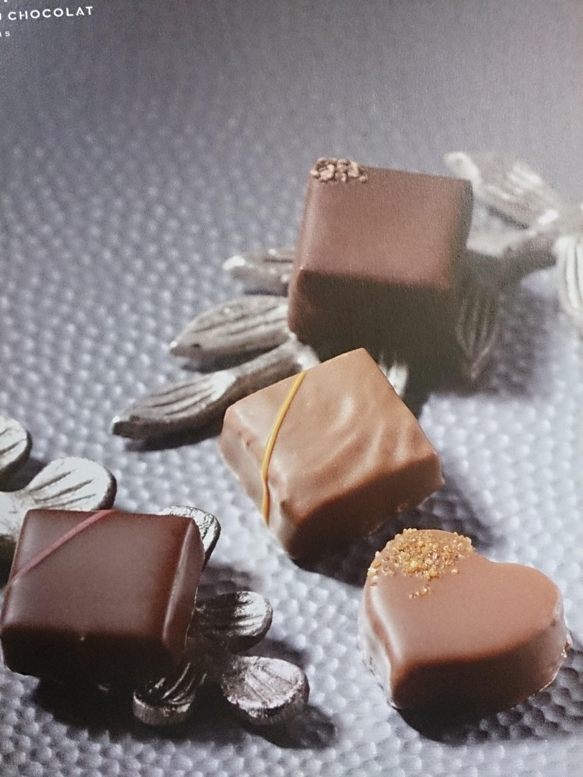 大混雑!幸せのチョコレート天国☆