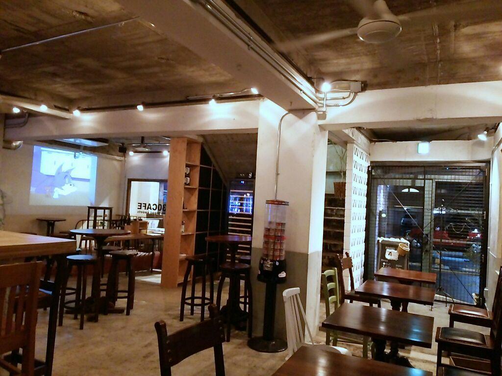 美容院プロデュースのカフェin中崎町